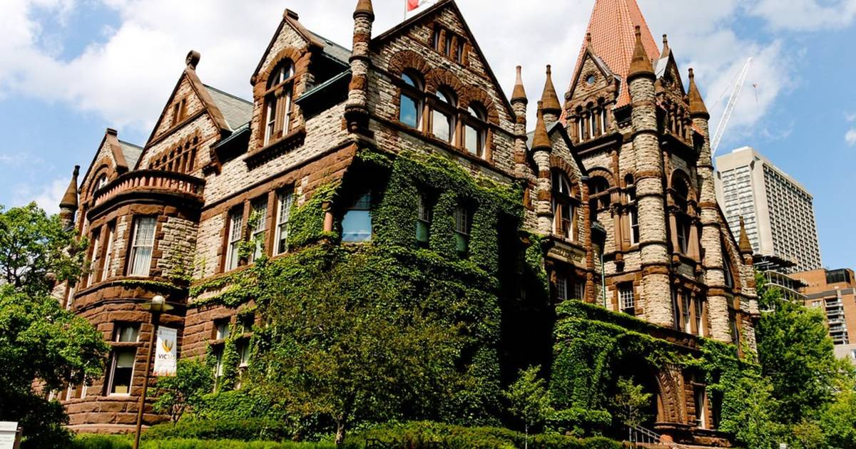 U of T was just ranked the best university in Canada