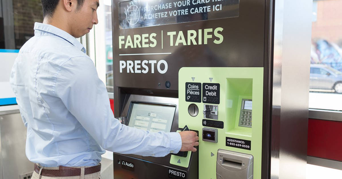 People in Toronto are actually happy about something Presto did