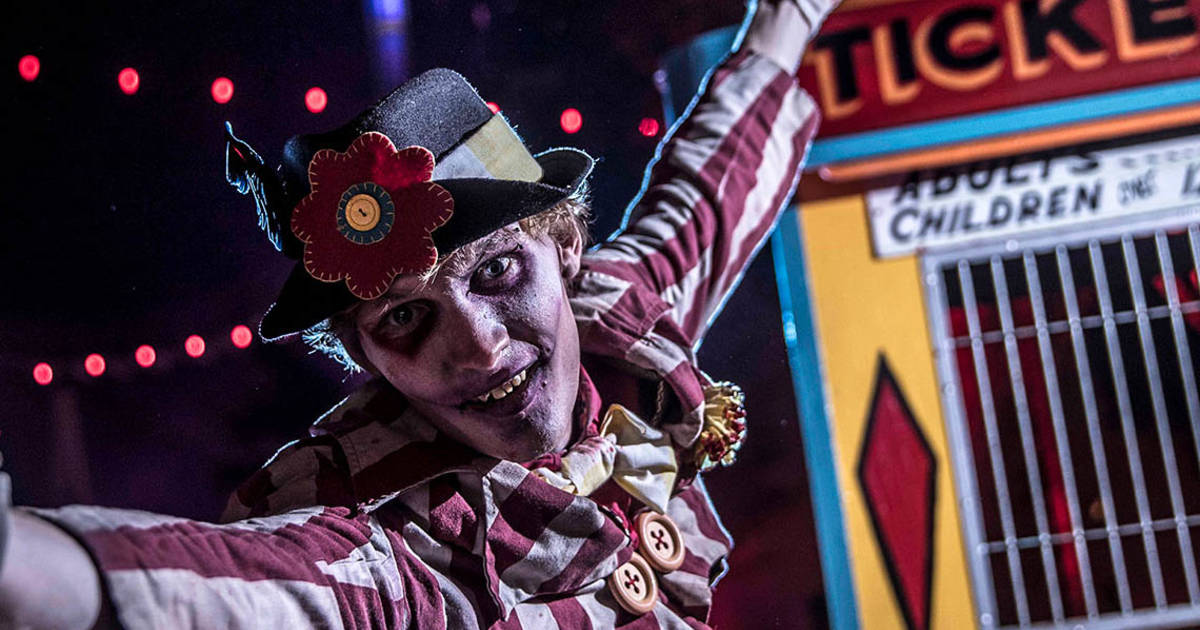 Canada's Wonderland is getting a freak show and gallows for Halloween
