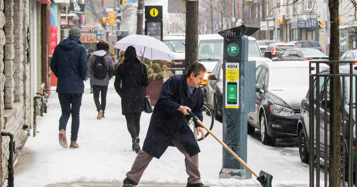 Several significant snowfalls predicted for Toronto this winter