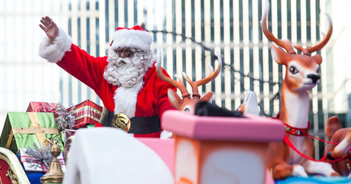 The Santa Claus Parade is coming back to Toronto for 2019
