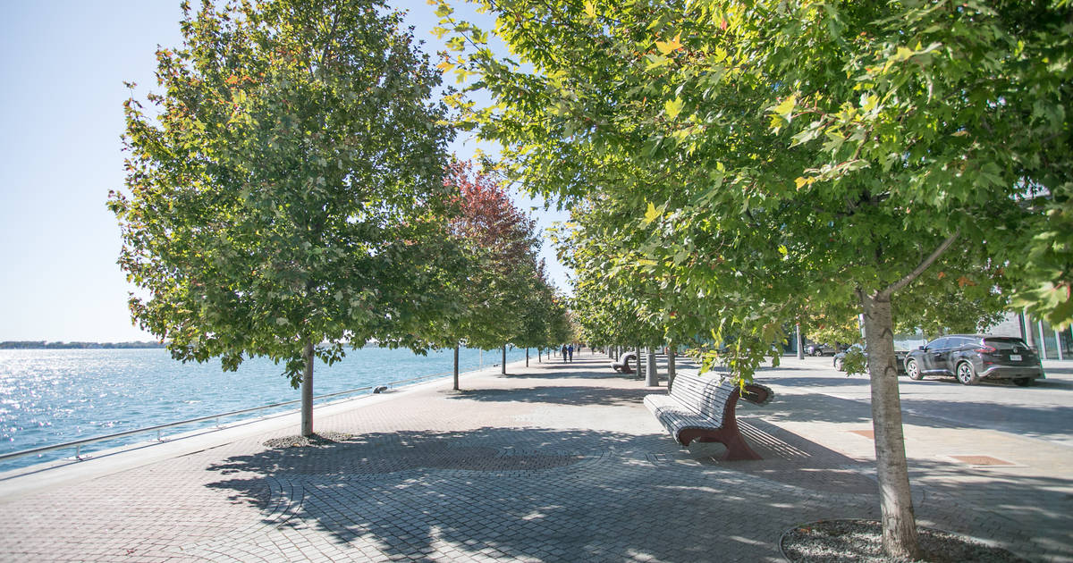 Toronto's promenade just got extended along the waterfront