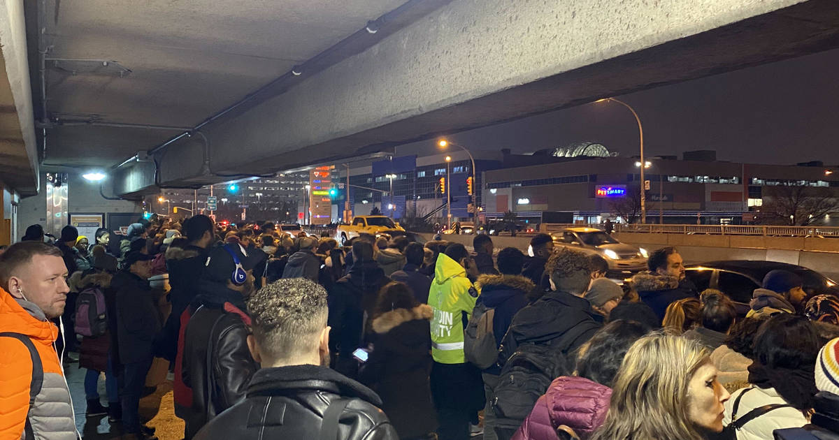 This is what caused the TTC subway shutdown during last night's commute