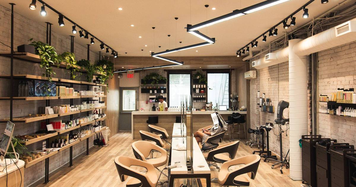 A Toronto balayage salon wants to start serving Japanese highballs