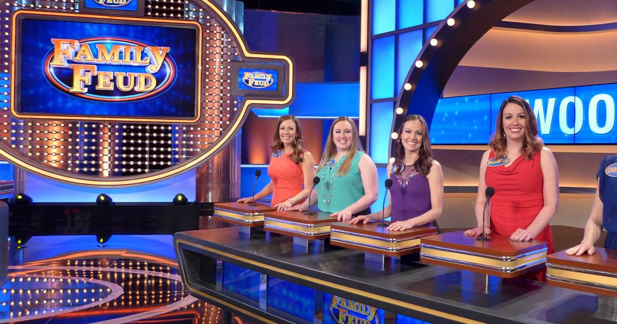 You can now audition in Toronto to be on Family Feud Canada