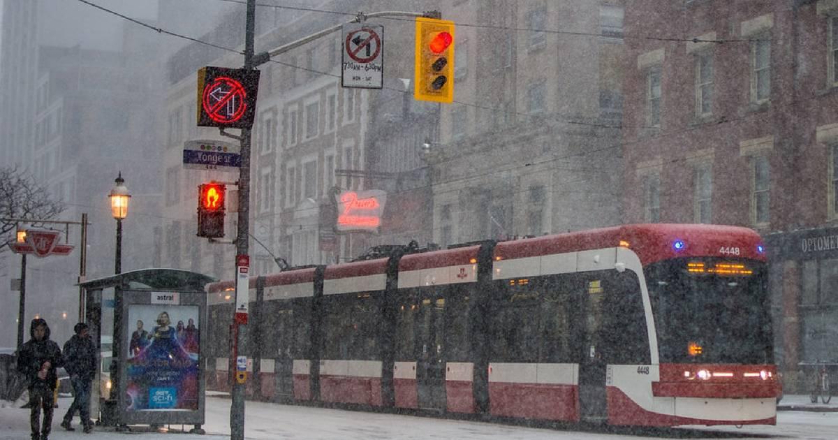 トロントは今週末、さらに雪が降ると予想されています