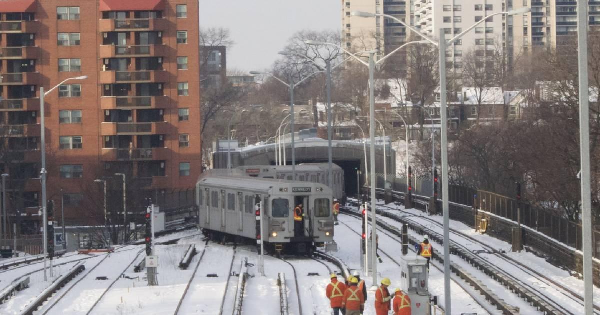 これが、今朝の通勤中にTTC地下鉄を閉鎖した原因です。