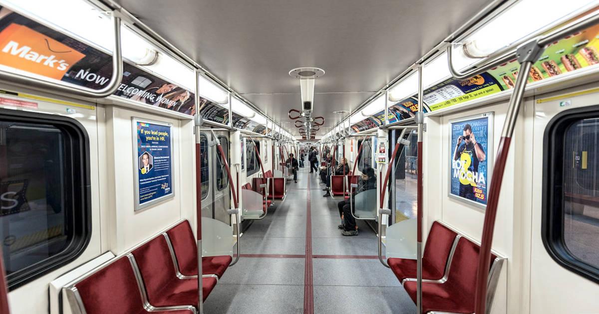オンタリオ線の地下鉄が地上に建設された場合、新しい地図は破壊されるかもしれないものを示しています