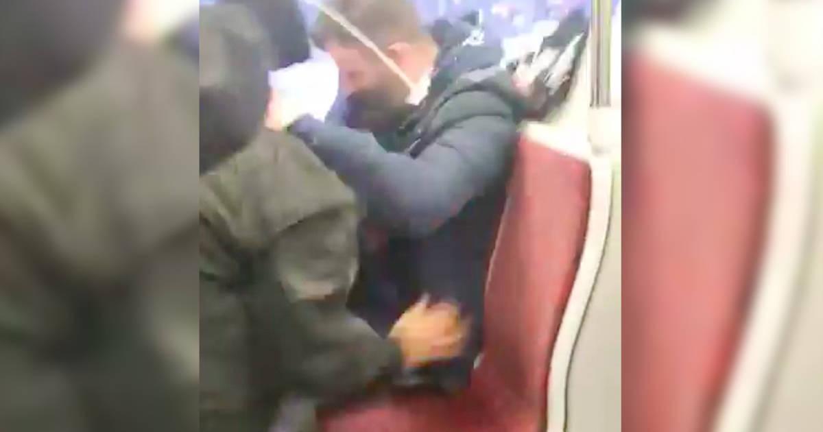 カメラで逮捕された「TTC役員」との激しい口論の後の起訴