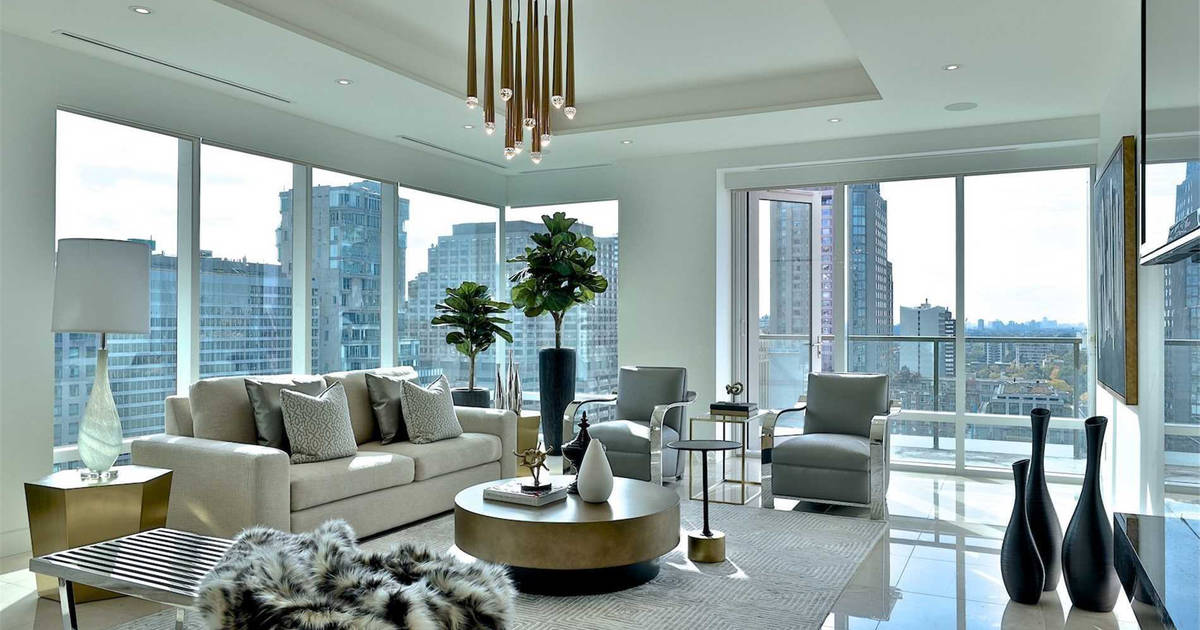 Sold! This is what a $7 million condo looks like in Toronto