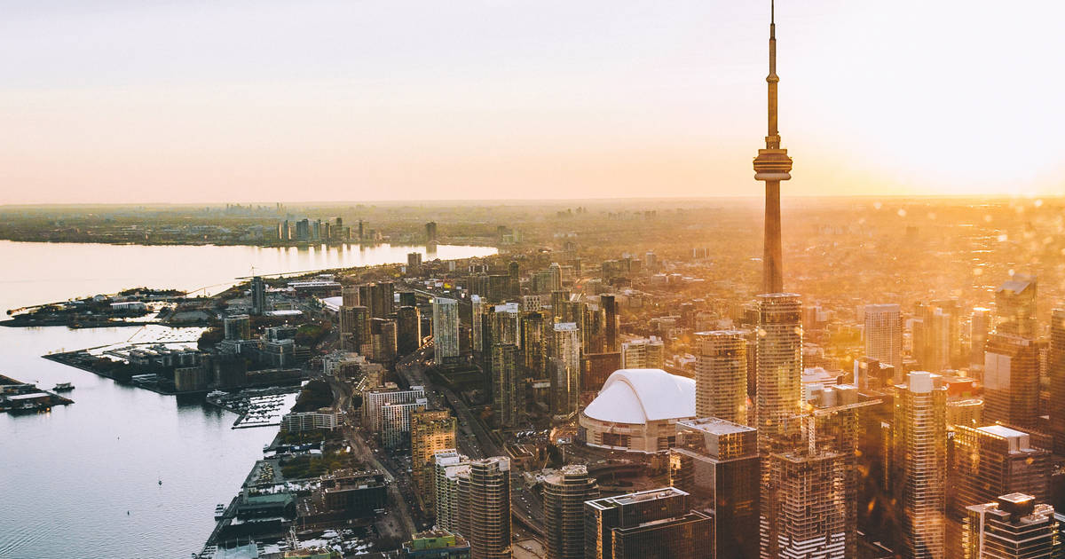 Toronto's booming tech sector just set a new record
