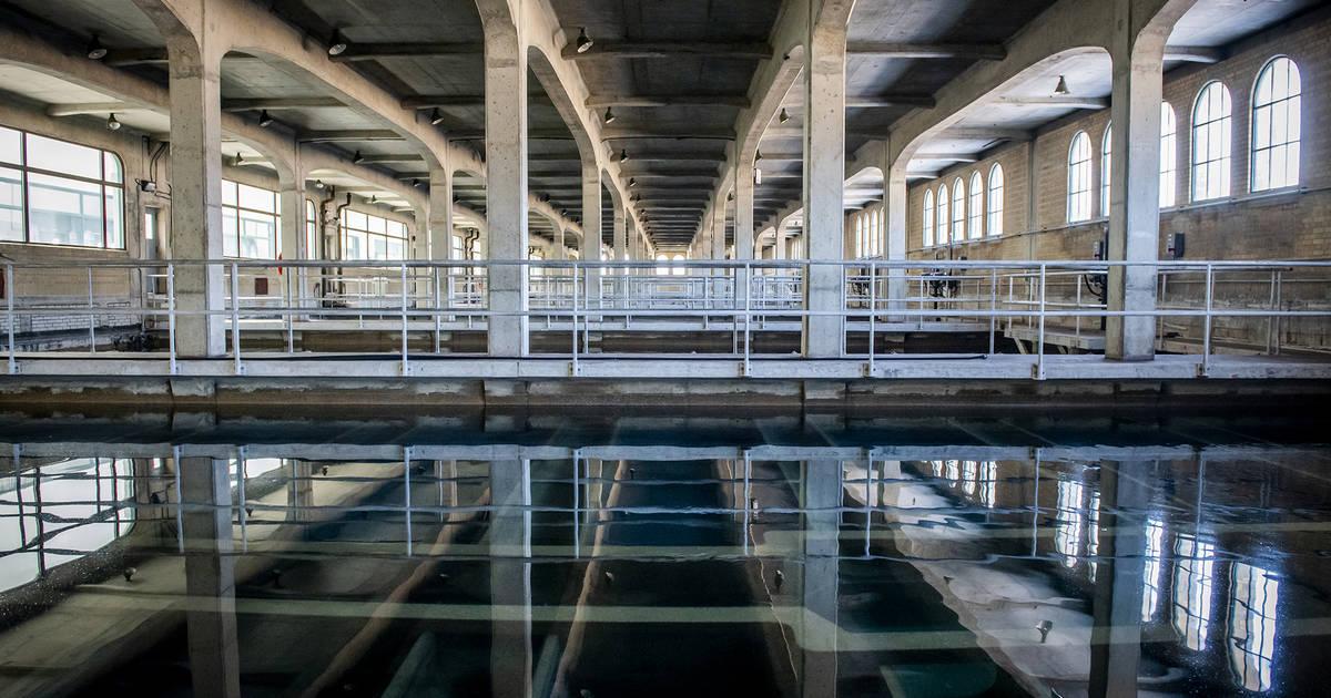 歴史的なRCハリス水処理プラントは、トロントが飲料水を得る場所です