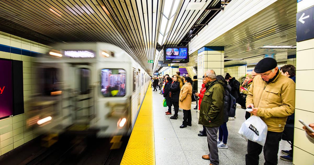 Metrolinxは、TTC地下鉄プロジェクトのコストが利益を上回ることを認めています