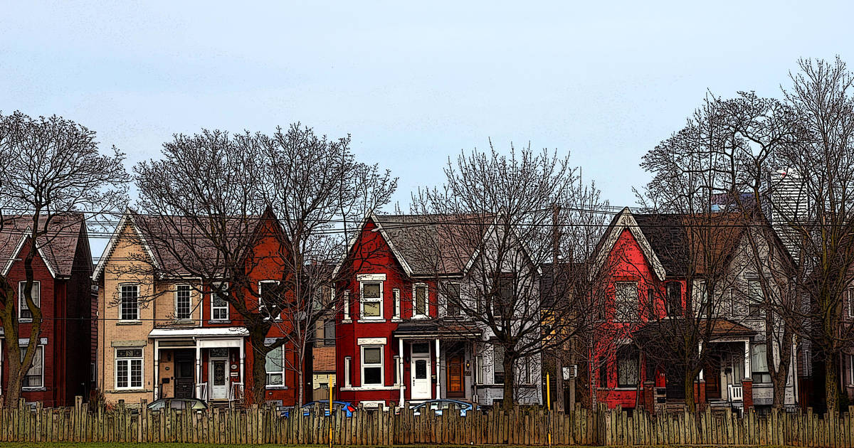 トロントの家の平均価格は、今や100万ドルにのぼります
