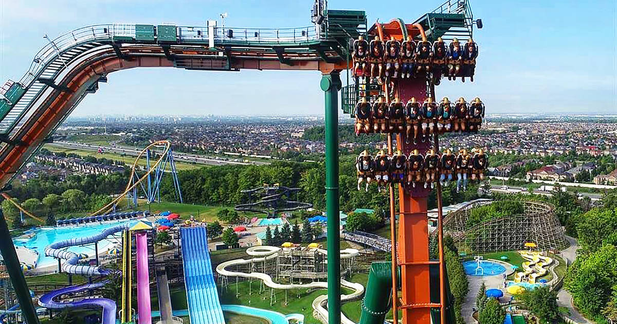 Canada's Wonderland is doing virtual roller coaster rides you can take from home