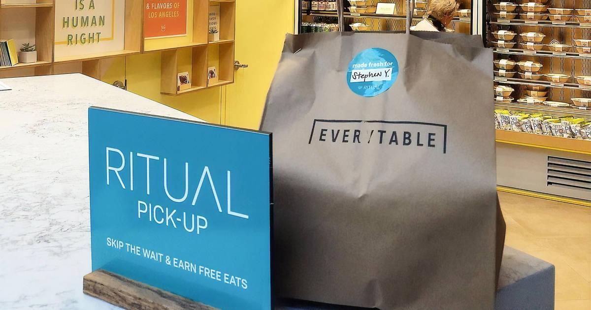 トロントの食事ピックアップアプリRitualが従業員数を半分に削減