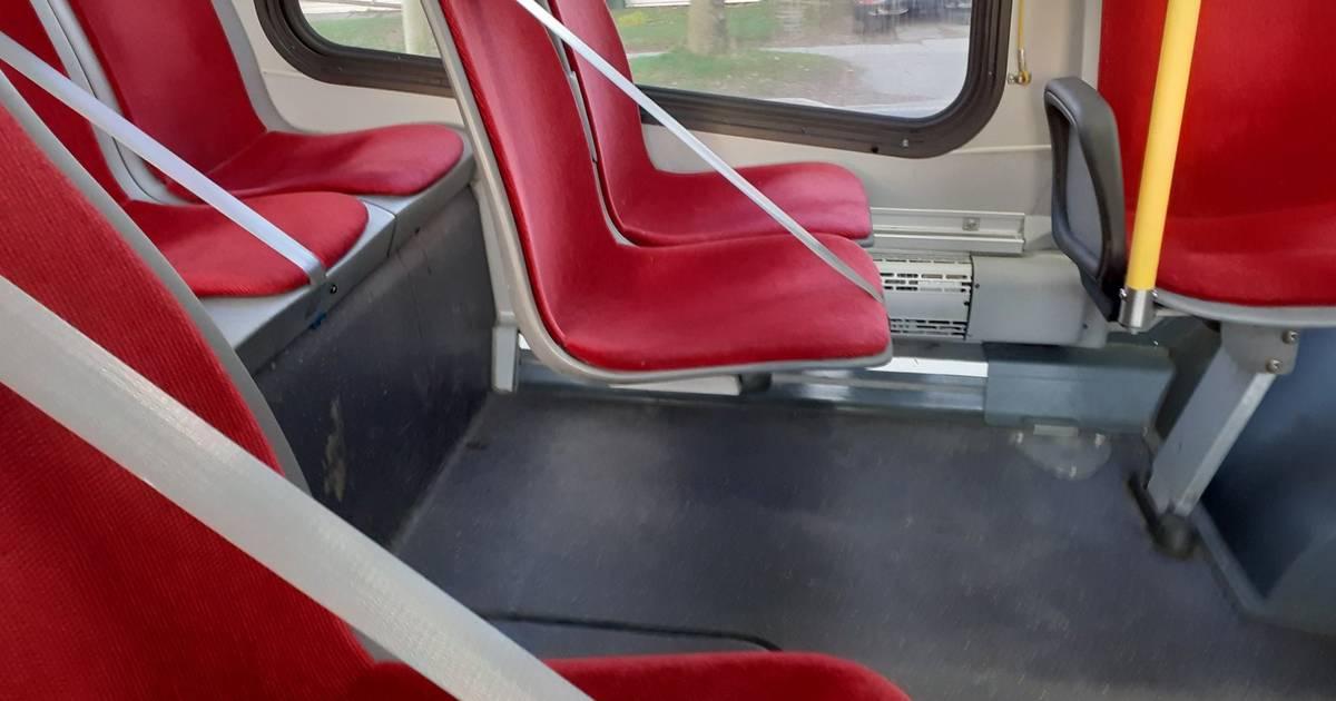 TTCは現在、社会的距離を確保するために座席をブロックしています