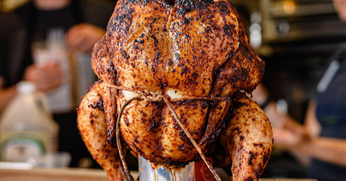 A Toronto brewery just shared the recipe for their popular beer can chicken