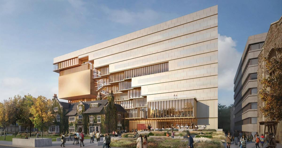 Toronto neighbourhoods oppose U of T's plans for landmark building