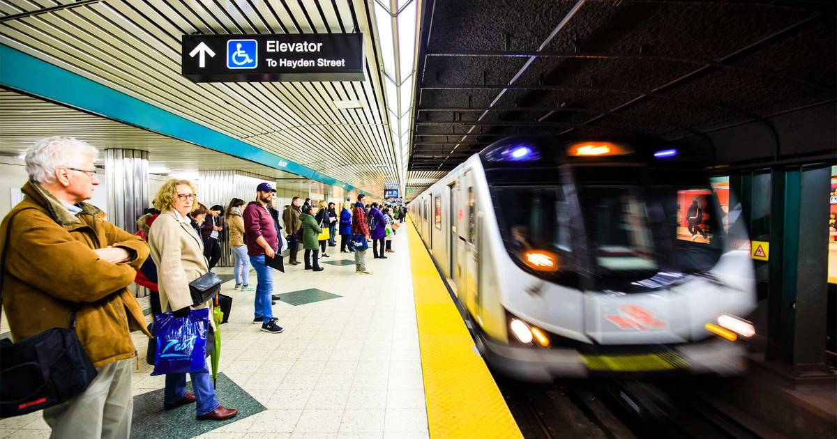TTC fares are officially going up next month