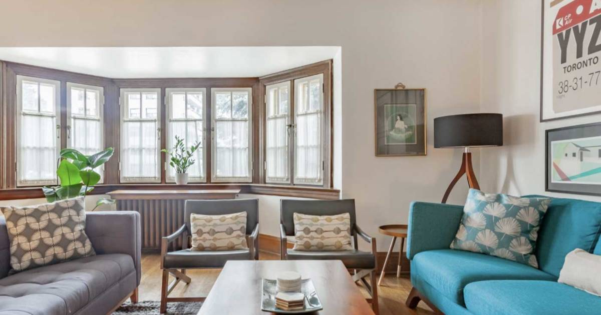 このスタイリッシュなAirbnbは、トロントで最も有名な建築家の1人によって設計されました