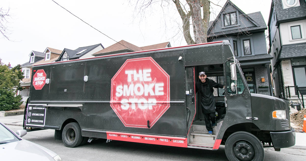 Toronto food truck switches from streetside service to home delivery