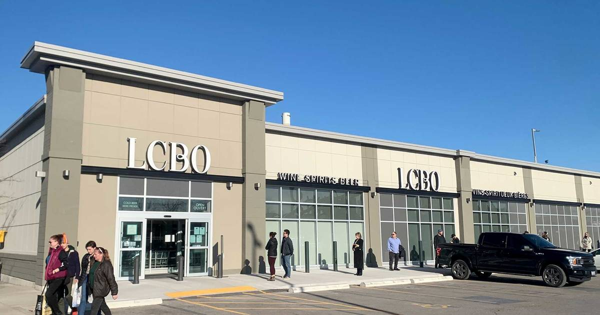 LCBO staff allowed to wear face masks after two workers test positive for COVID-19