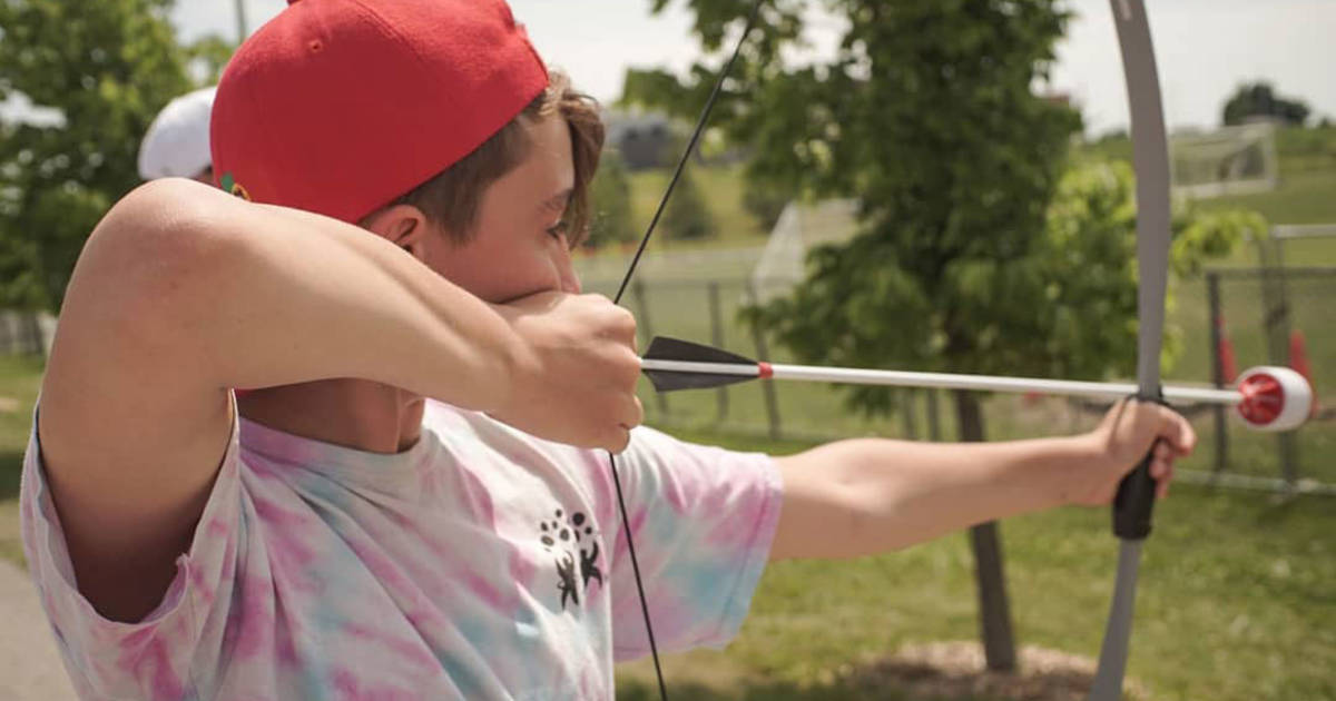 Toronto entrepreneur makes it easy to take up archery during the pandemic