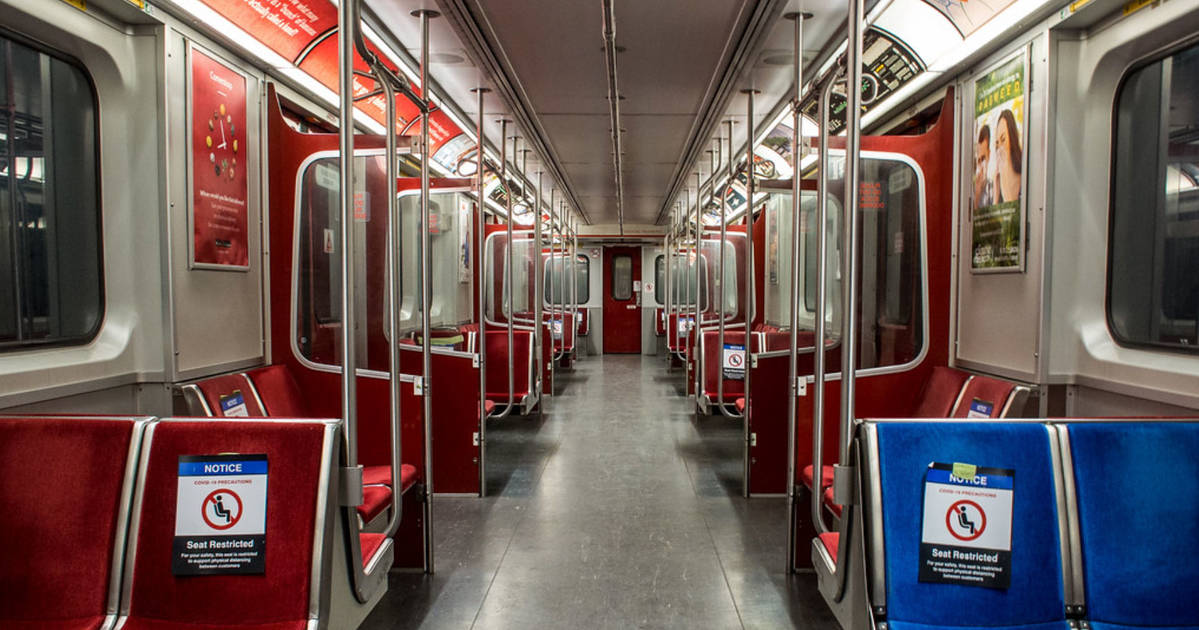 Here are all the changes coming to the TTC this week you need to know about