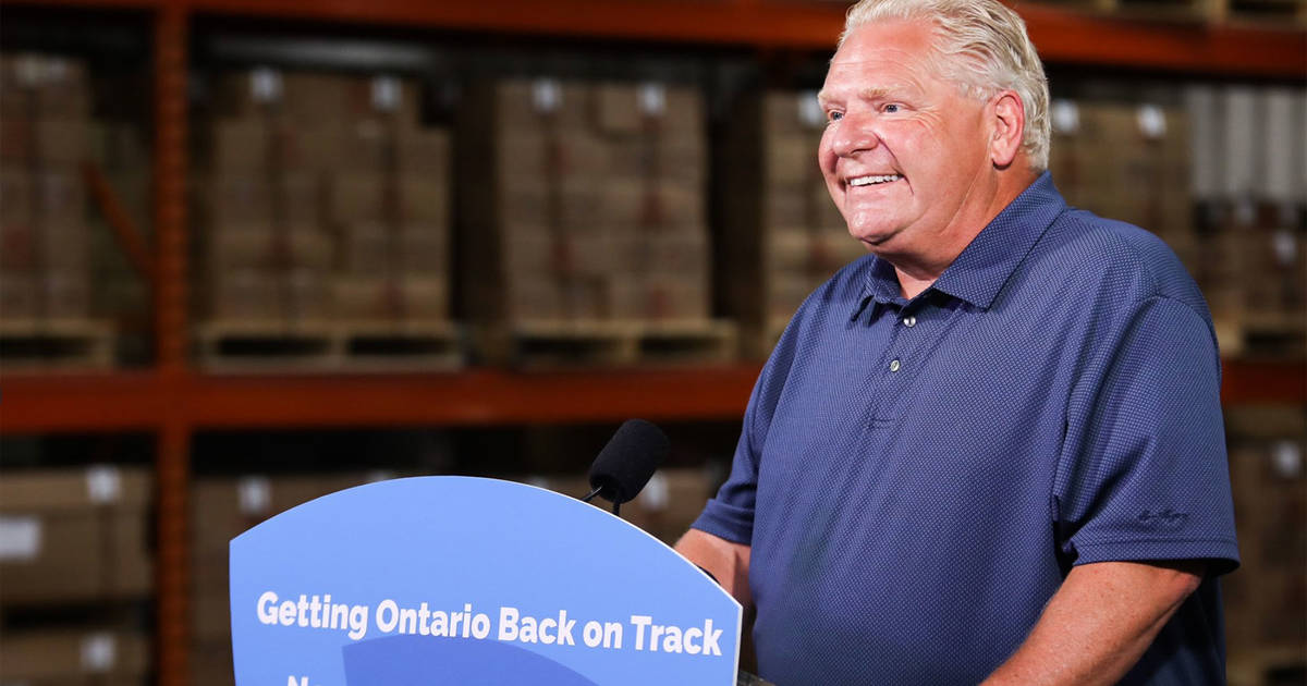 Doug Ford says he doesn't trust Russia's COVID-19 vaccine