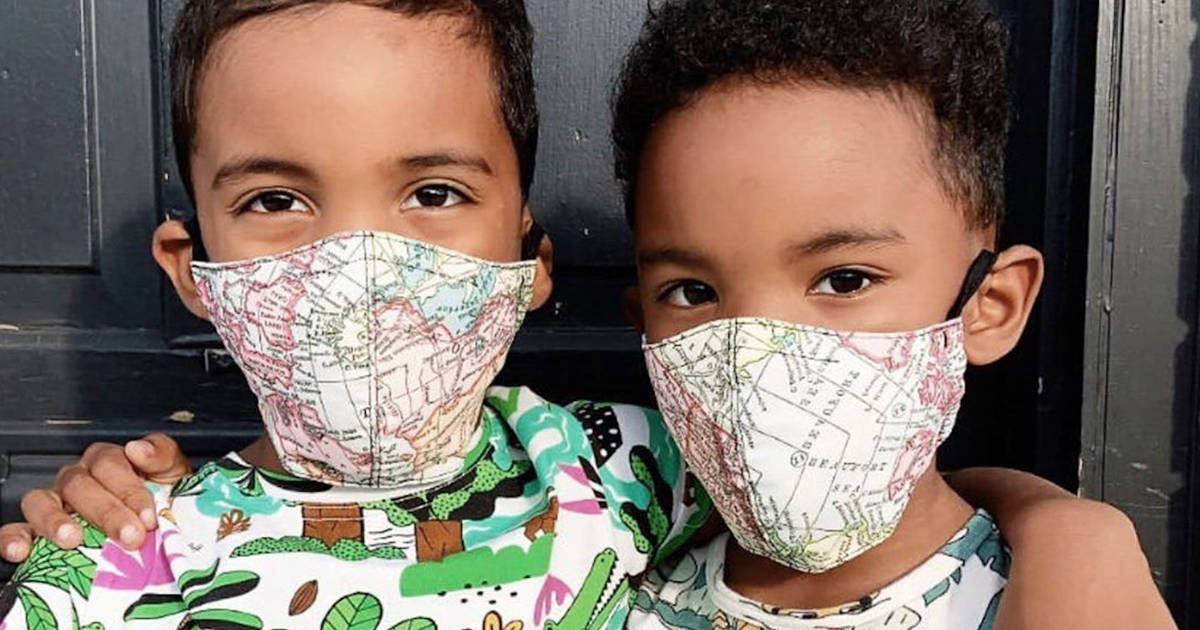 Where to buy kids face masks in Toronto