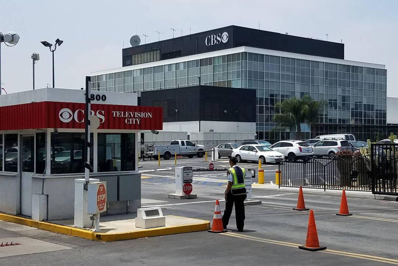 Cbs Television Studios To Open Huge Production Centre In