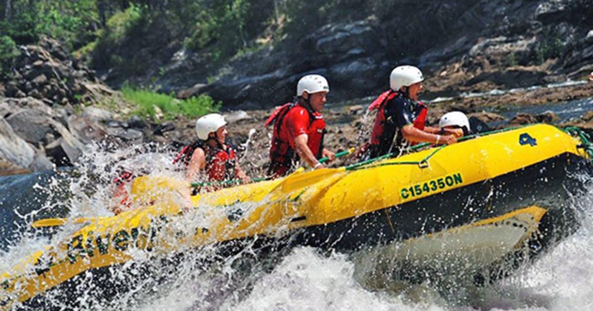 5 epic white water rafting adventures near Toronto