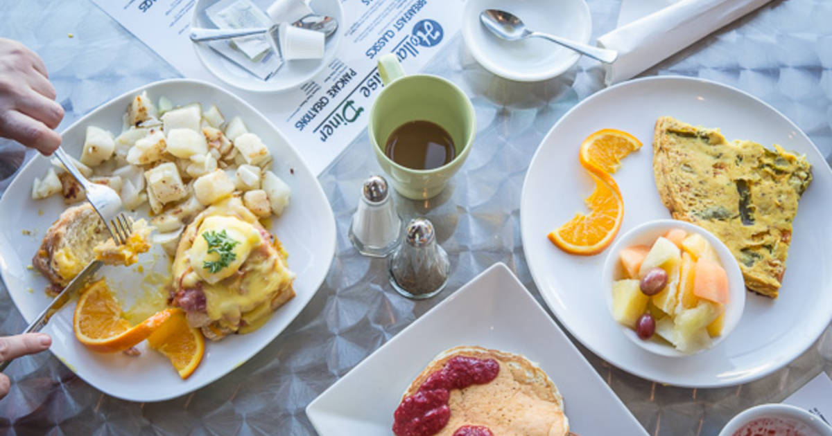 The top 5 brunch restaurants on the Danforth
