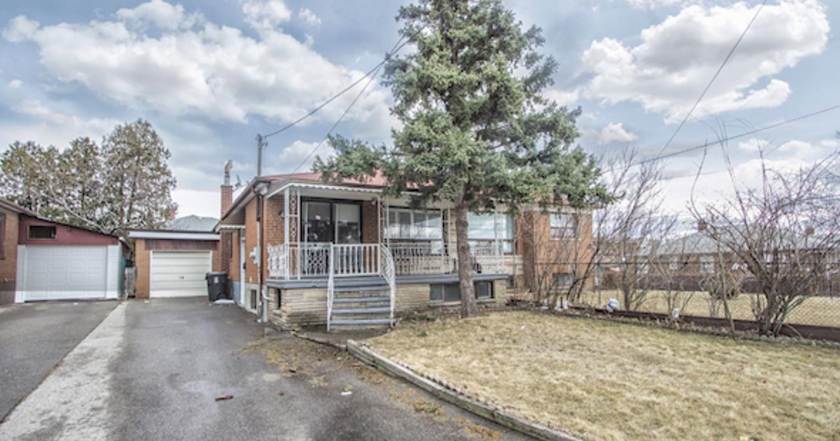 What a $500K house looks like in Toronto