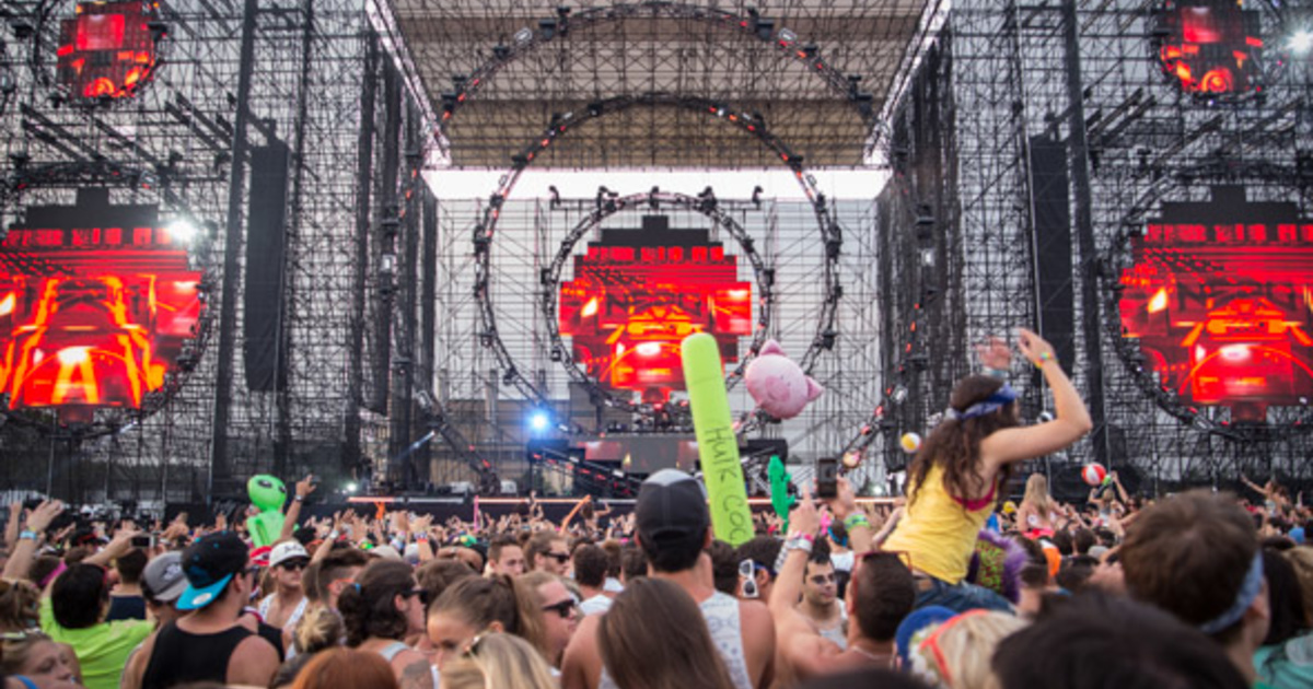 The top 10 dance music festivals in Toronto for 2016