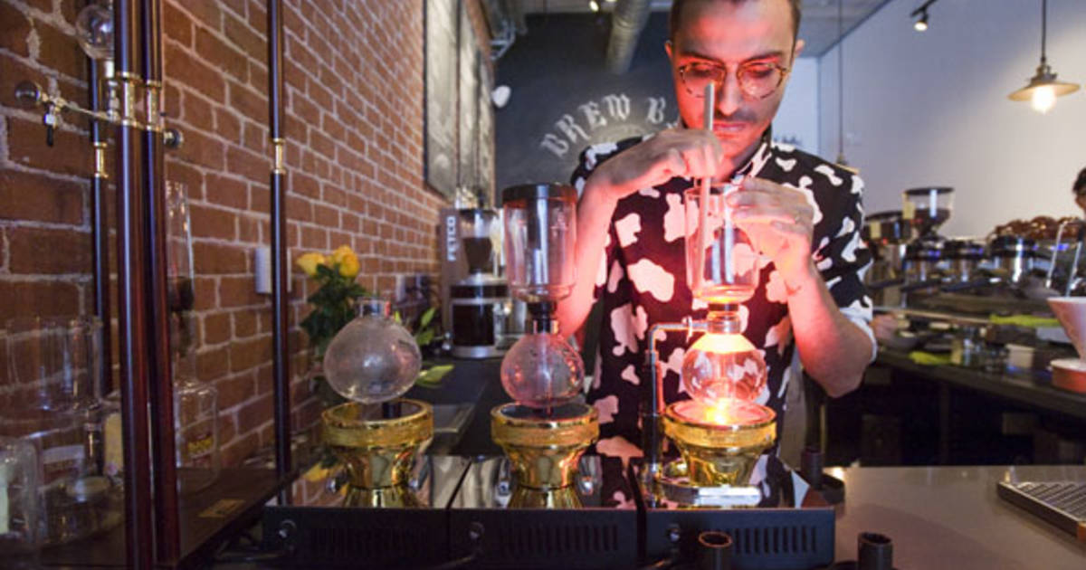 New Queen West cafe takes espresso to the next level