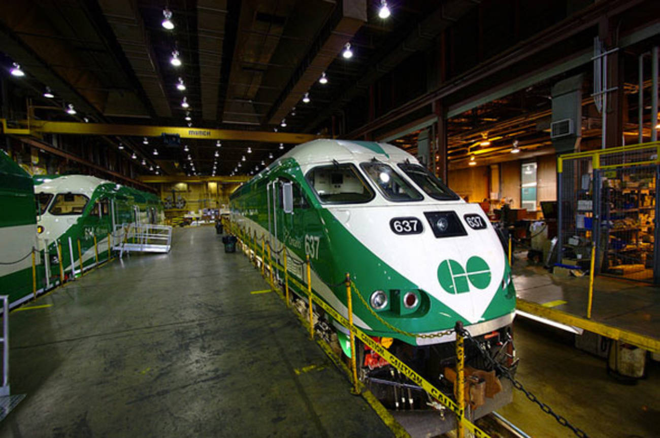 By the numbers: The GO Transit fleet