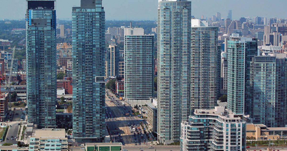 Toronto tries to go beyond the generic glass condo