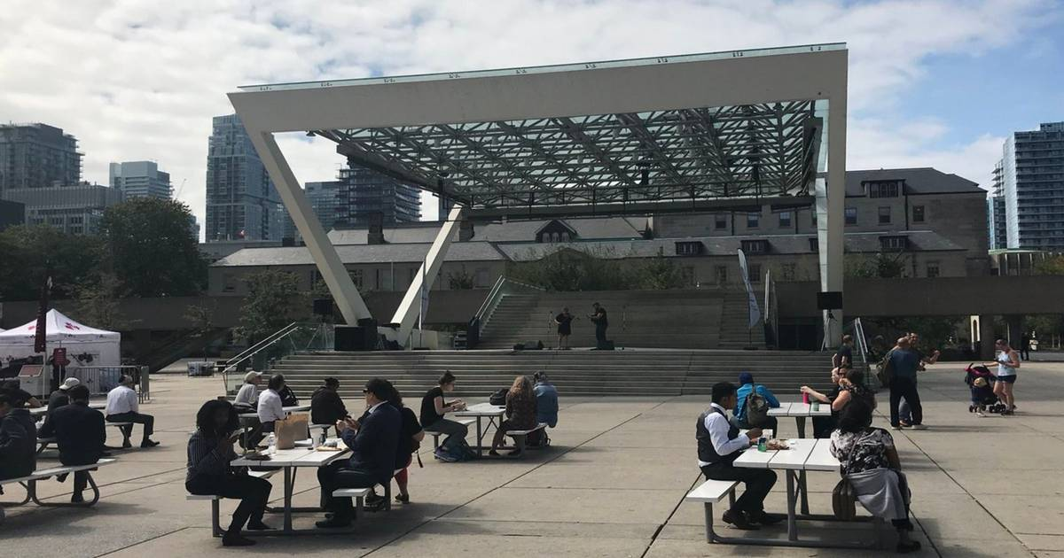 Free outdoor concerts coming to Nathan Phillips Square this summer