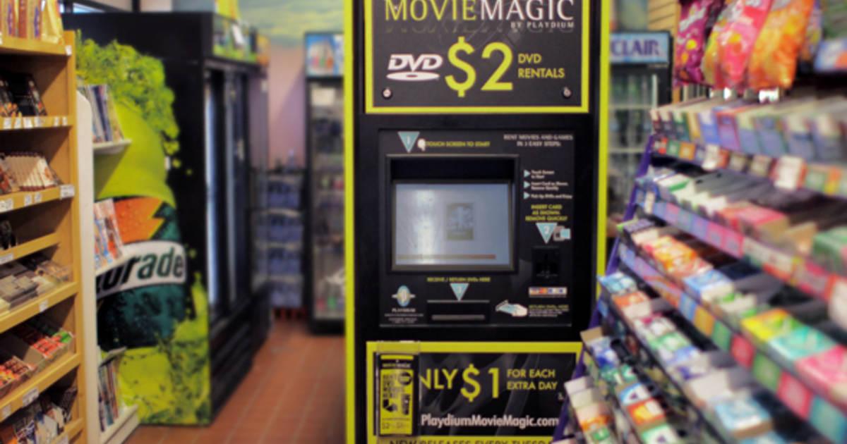 Movie Magic brings Redbox-like DVD rentals to Toronto