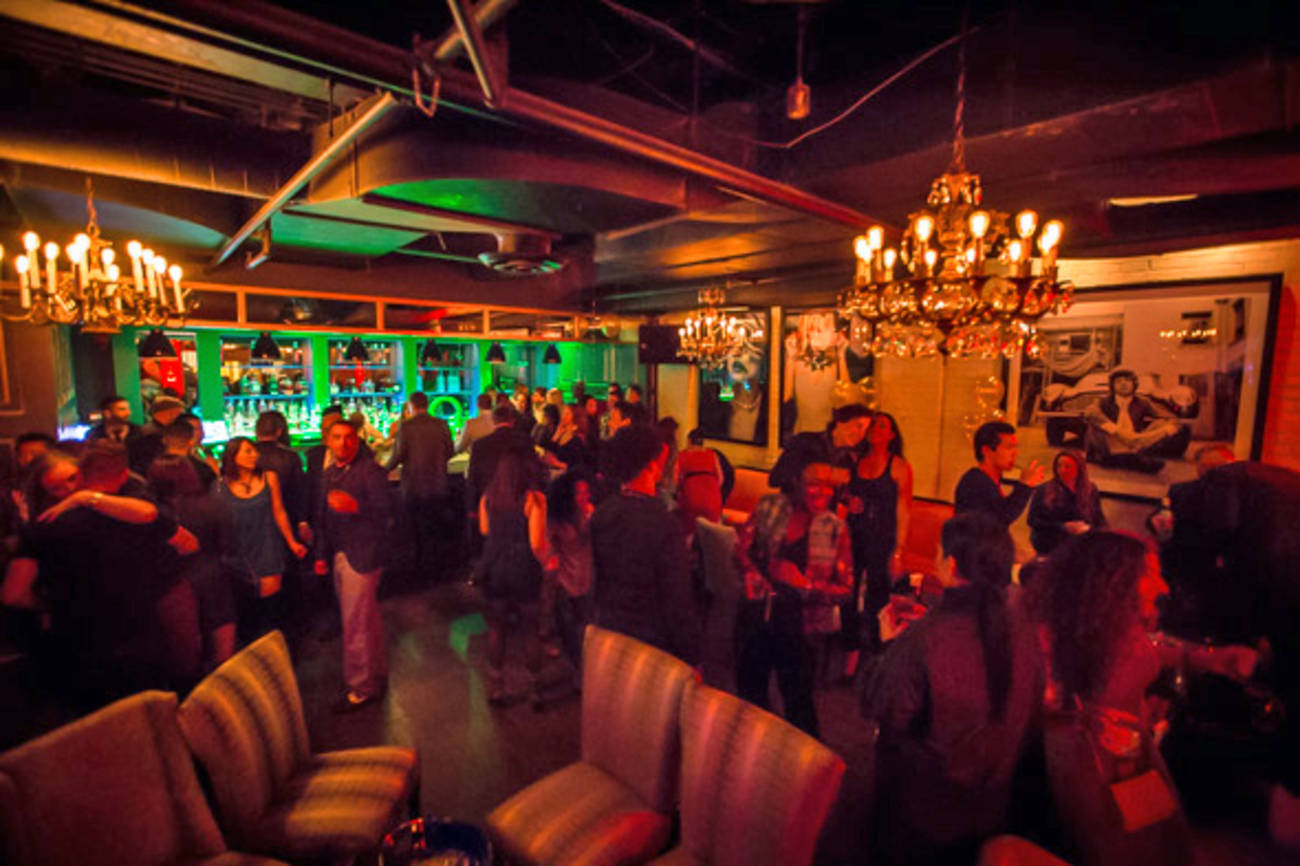 Multi Level Nightclub Opens In The Burrito District