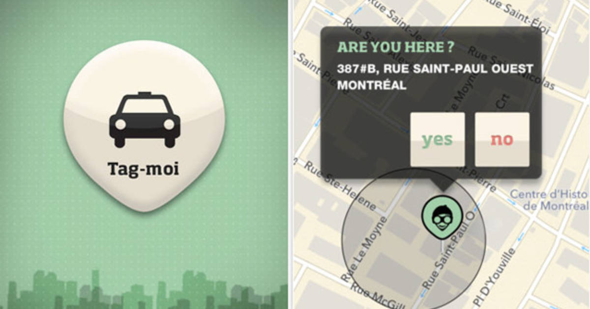 Tag Taxi Launches Cab Ordering Service In The Gta