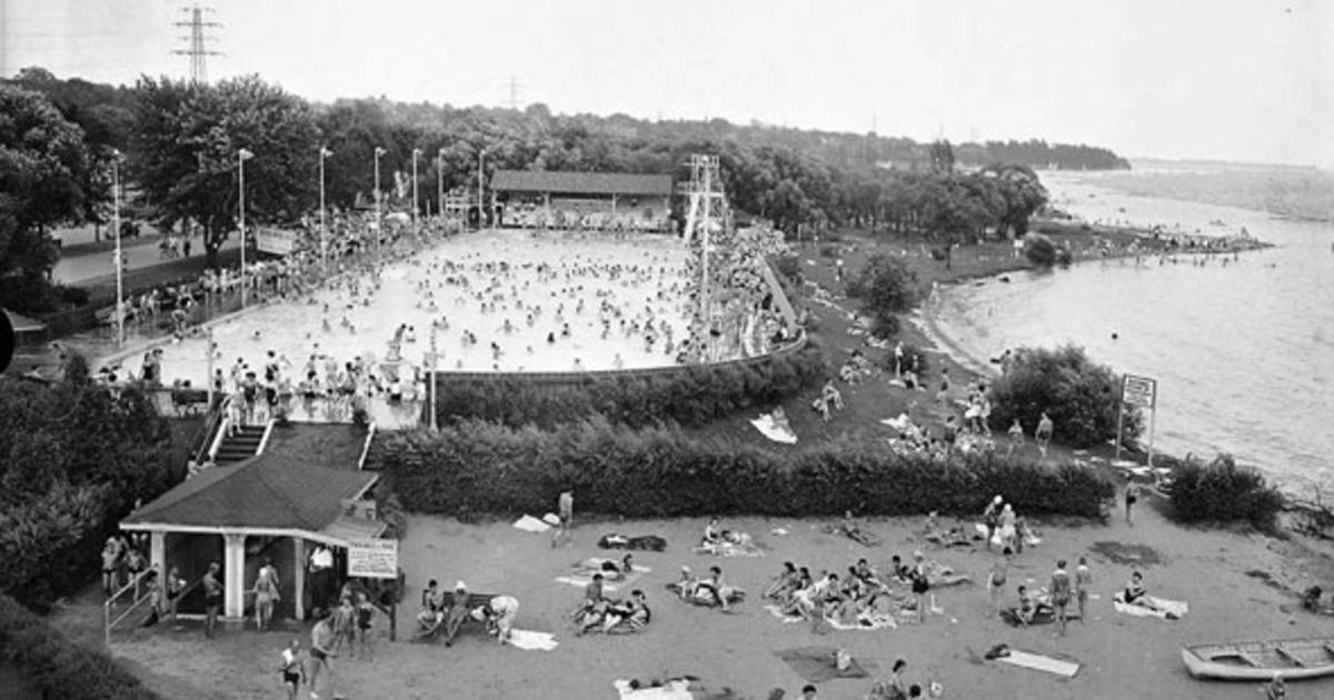 A brief history of the Sunnyside swimming pool