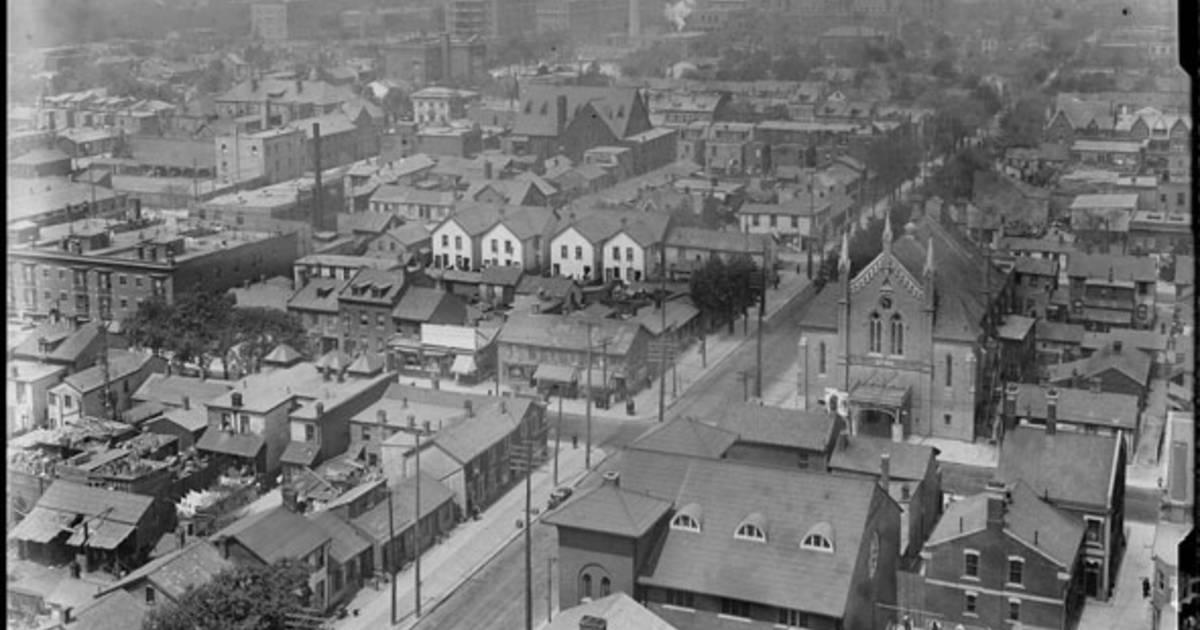5 lost neighbourhoods in Toronto