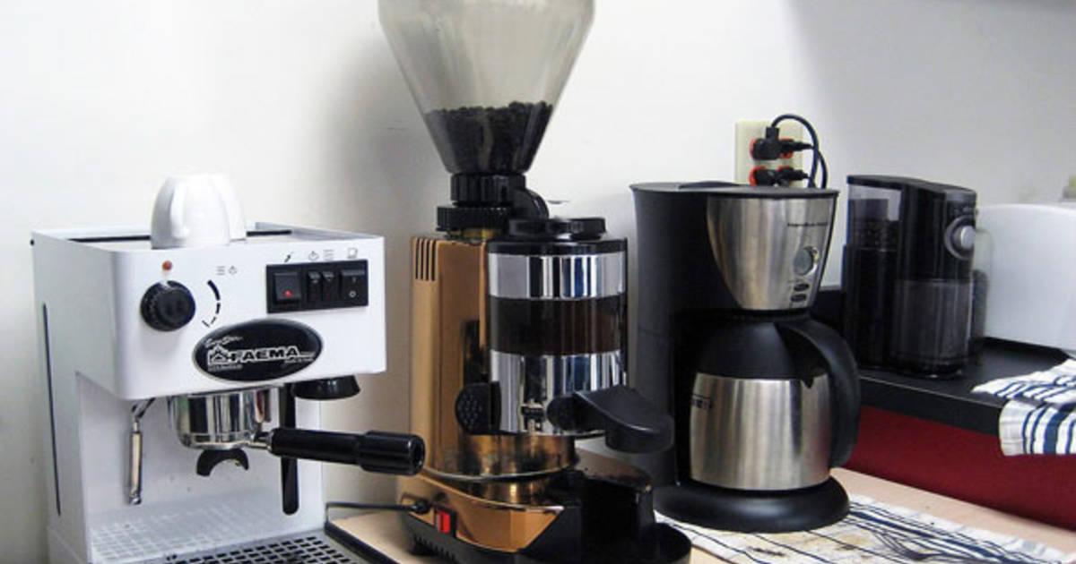 8 places to buy espresso machines in Toronto