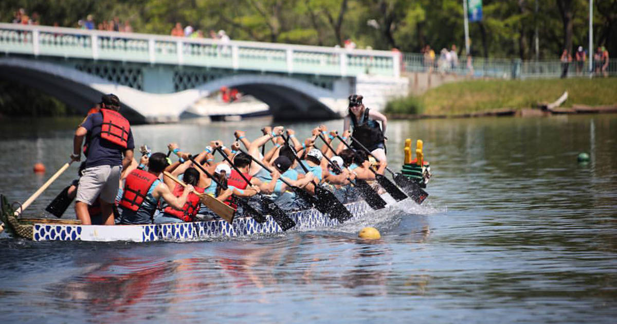 Toronto's annual Dragon Boat festival might be canceled this year