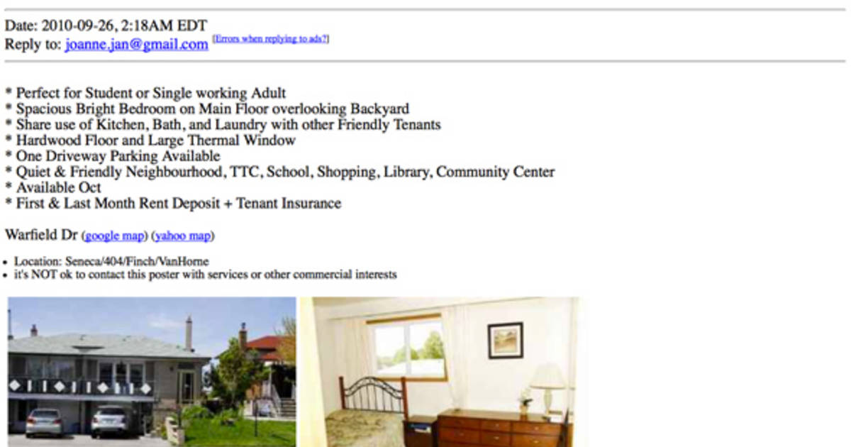 Pleasant What 500 Or Less Gets You For An Apartment Rental On Craigslist Interior Design Ideas Clesiryabchikinfo