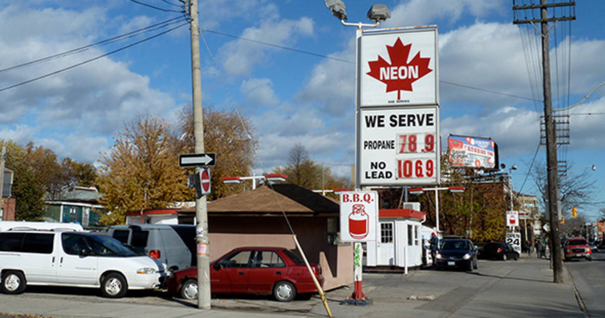 Where Is The Closest Gas Station To Me >> Where to buy propane for your BBQ in Toronto