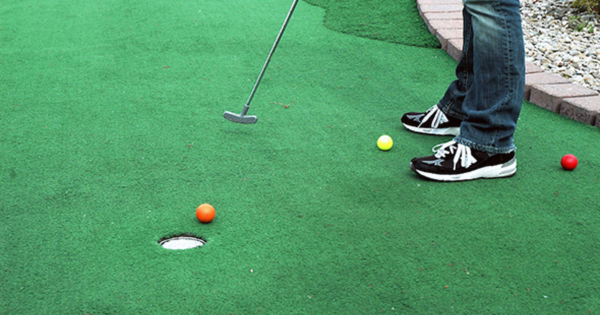 The top 10 mini putt golf courses in and around Toronto